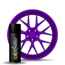 Larex Flo Purple - ярко фиолетовый матовый баллончик