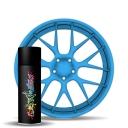 Larex Flo Blue - ярко синий матовый баллончик