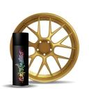 Larex Gold - золотой матовый баллончик
