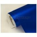 TeckWrap Жемчужно синий матовый хром