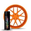 Larex Flo Orange - ярко оранжевый матовый баллончик