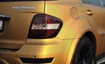 3D карбон золотой